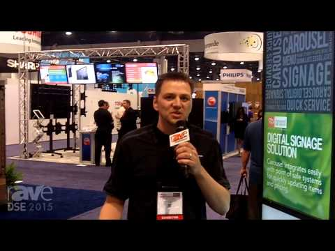 DSE 2015: Tightrope Media Systems' Carousel Software Now Full DS Video Wall Synchronization