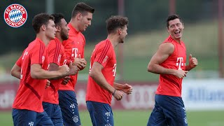 FC Bayern München Training in Full Length!