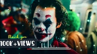 Can We Kiss Forever | Joker Whatsapp Status | Kina Beats | Sad Ringtone