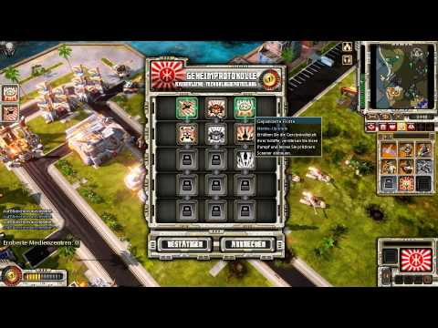Let's Play Together C&C Red Alert 3 - Japan Coop Kampagne - Part 4 [German]