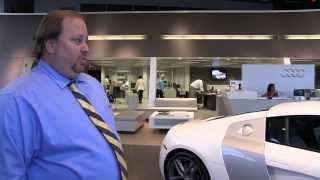 The Value of Owning an R8 - w/Stephen Anderson, Audi Brand Specialist @ AudiJax
