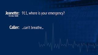 911 Caller Can't Breathe