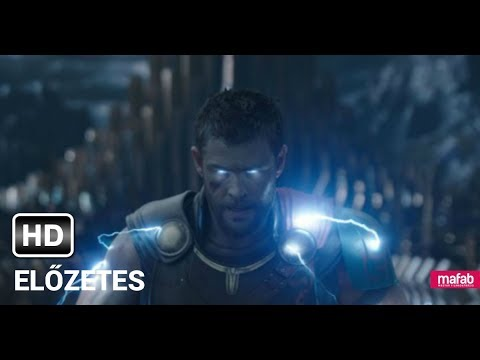 Thor: Ragnarök - magyar szinkronos előzetes #2 videó letöltése