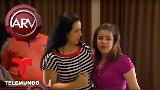 Discapacitada cumple sueño de cantar con Chino y Nacho | Al Rojo Vivo | Telemundo