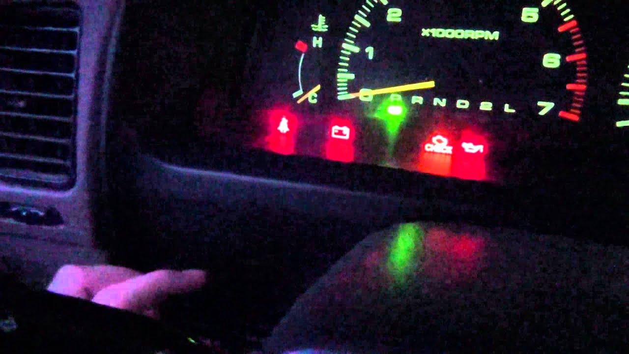 1998 Toyota 4runner Stock Interior