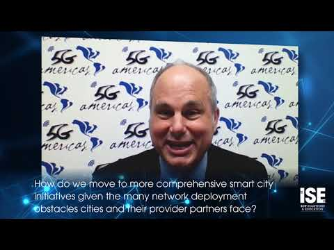 Executive Insights With Chris Pearson, President of 5G Americas