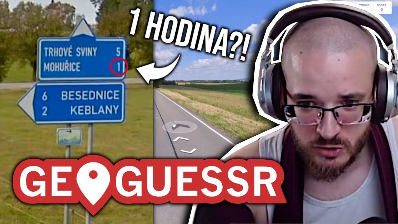CzechCloud hraje GeoGuessr! | Highlights