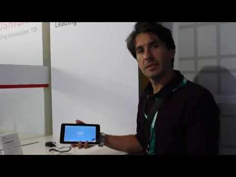 IFA 2014: Toshiba Encore Mini Windows 8.1 da 7 pollici