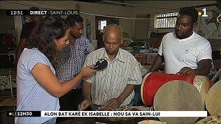 [Alon Bat' Karé avec Isabelle à Saint-Louis