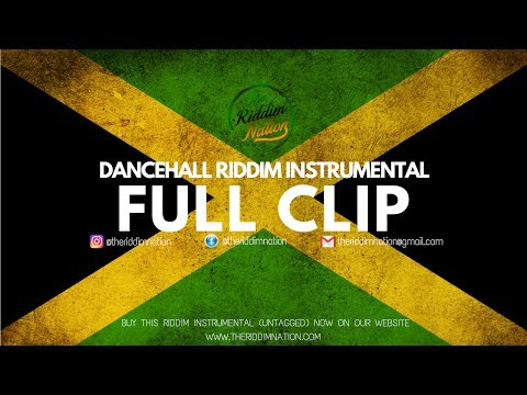 2017 Dancehall Riddim  - Full Clip Instrumental (Vybz Kartel, Mavado, Popcaan, Aidonia Type Beat)