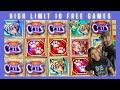 🐯10 FREE GAMES AND BIG LINE HITS! $20 BETS HANDPAY JACKPOT CATS SLOT MACHINE AT BALLYS CASINO