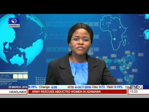 Business Incorporated: Gabon Looks To Industrialise Wood Sector Pt.1