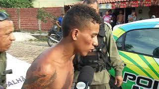 Quadrilha é presa após perseguição policial em Teresina