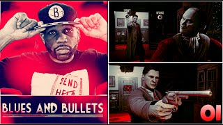 Blues And Bullets Walkthrough Gameplay Episode 1 - Part 1 - Elliot Ness, Al Capone, She Snitched!