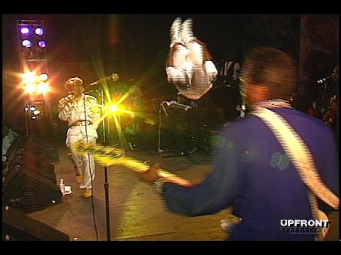 """Charlie Wilson & Gap Band performing """"Humpin"""" in 1994 at the Summer Jam by filmmaker Keith O'Derek"""