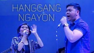 KATRINA VELARDE & RHAP SALAZAR - Hanggang Ngayon (The MusicHall | October 13, 2018) #HD720p