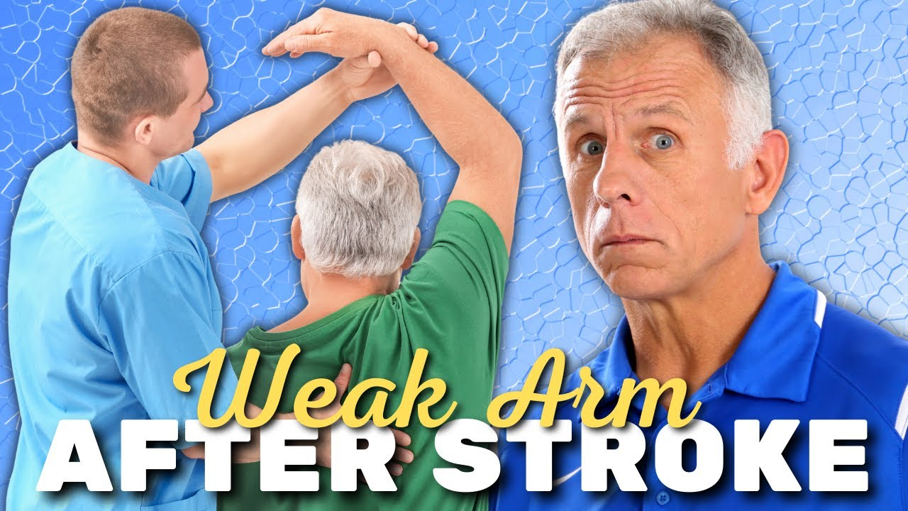 Balance exercise physical therapy - Top 3 Exercises For Weak Arm After Stroke Simple Do It Yourself Youtube