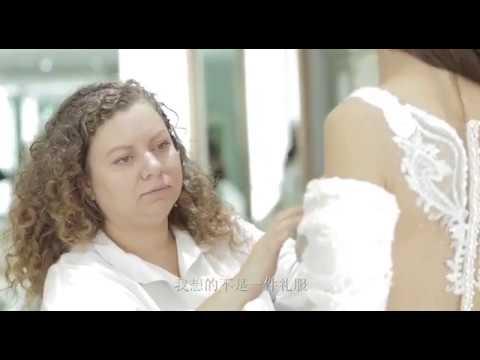Julia Kontogruni  Bridal Show in China