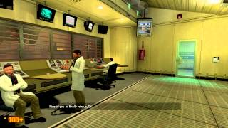 Black Mesa Source Gameplay (PC HD)