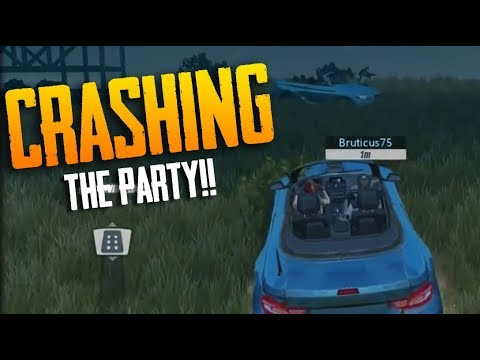 Rules of Survival - CRASHING THE PARTY!! Duo Ranked