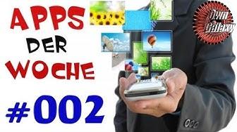 Die besten Apps der Woche #002 | Android + Kostenlos | OwnGalaxy