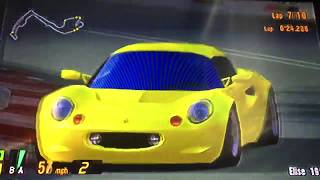 Gran Turismo 3 A-Spec Motor Sport Elise, The Lotus Elise Ultimate Trophy Part 2/9