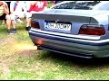 Bmw E36 328 Turbo Launch Control Sound - Anti Lag and Backfire - Tuned by Powerfanatics-Garage
