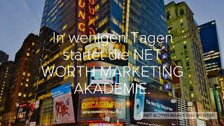 #36 DIE NET WORTH MARKETING AKADEMIE