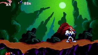 Earthworm Jim - #1 - New Junk City