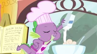 [Karaoke] My Little Pony: Friendship is Magic S03E11 - Spike singt über Kuchen