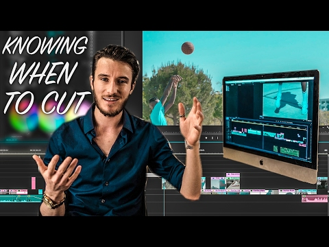Knowing When to Cut in 2 Minutes | Film Editing Techniques