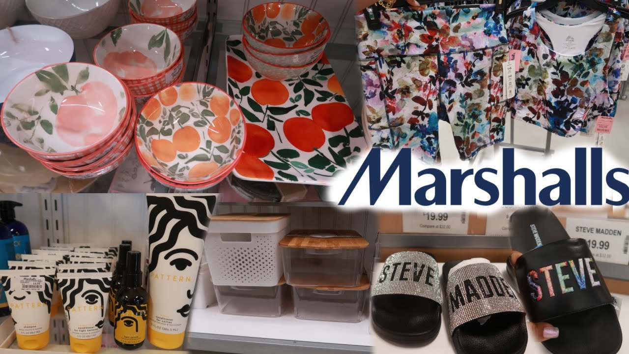 MARSHALLS * NEW FINDS!!! BROWSE WITH ME