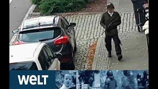 Gambar cover HALLE-ATTENTAT: Bürger und Politik in Deutschland sind aufgewühlt