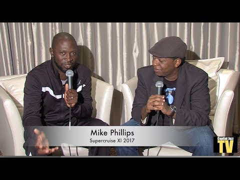 Mike Phillips Interview - 2017 SuperCruise