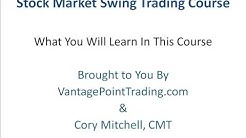 What You Will Learn In The Stock Market Swing Trading Course
