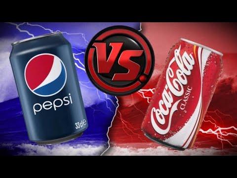 The Cola War:Coca cola vs Pepsi//full Documentary