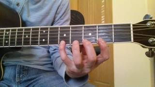 Today - Brad Paisley - Guitar Lesson