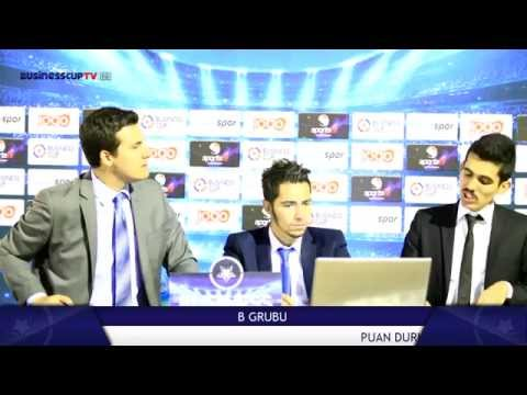 Business Cup 2014 / 51. Dakika / Ankara 1. Hafta
