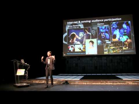 "IETM Amsterdam Plenary Meeting 2016: Keynote Speech ""Mixed Reality and the Theatre of the Future"""