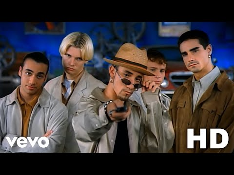 Backstreet Boys - As Long As You Love Me (Clives Cut) (Official Music Video)