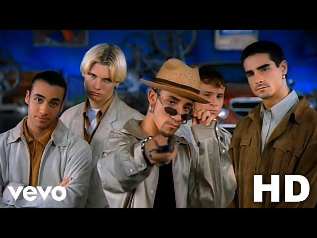 Backstreet Boys - As Long As You Love Me (Clive's Cut)