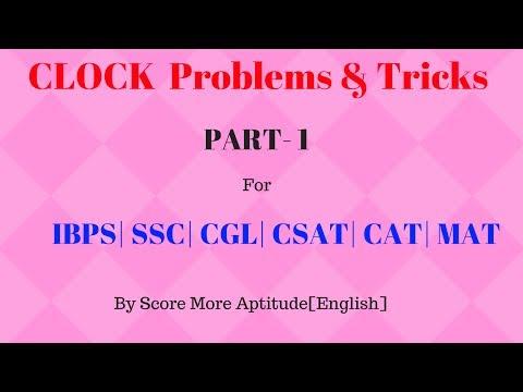 Clock Problems and Shortcuts   Part 1
