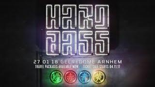 hard bass 2018 team red warm up mix