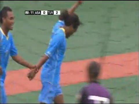 Tuvalu 4 - 0 American Samoa