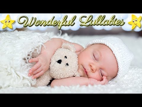 Super Soothing Baby Musicbox Lullaby ♥ Relaxing Bedtime Sleep Music For Sweet Dreams ♫ Good Night