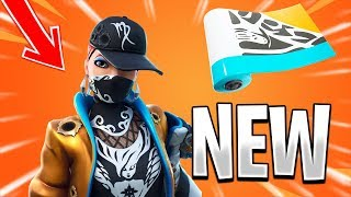 [🔴 LIVE FORTNITE] A NEW SKIN 'GRAINED' AND DISPO REVÊTEMENT IN THE BOUTIQUE!