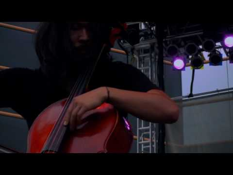 The Avett Brothers LIVE @ Forecastle Festival 2009:  Salina Cello Solo