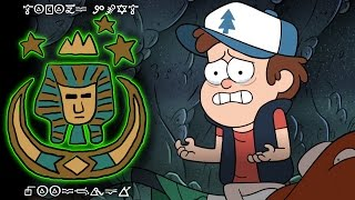 Into The Bunker [GRAVITY FALLS SECOND SEASON]: The Royal Order of the Holy Mackerel