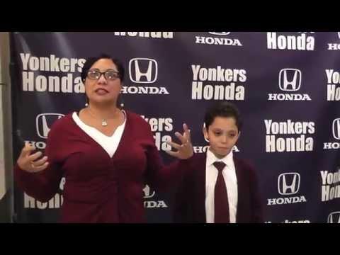 Michael LaPadula Jamie Casanova 5 star customer review - Yonkers Honda Sales