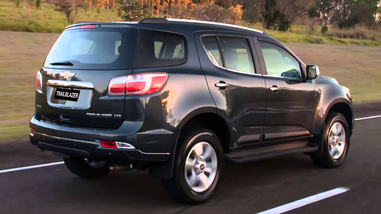 Chevrolet TrailBlazer 2014 28 Turbodiesel 200 cv Demo  YouTube